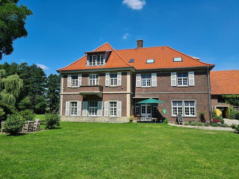 Gutshof mit Ferienwohnungen, location de vacances à Bad Rothenfelde