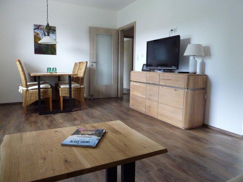 Ruhige Ferienwohnung zum Entspannen, alquiler de vacaciones en Wolfstein