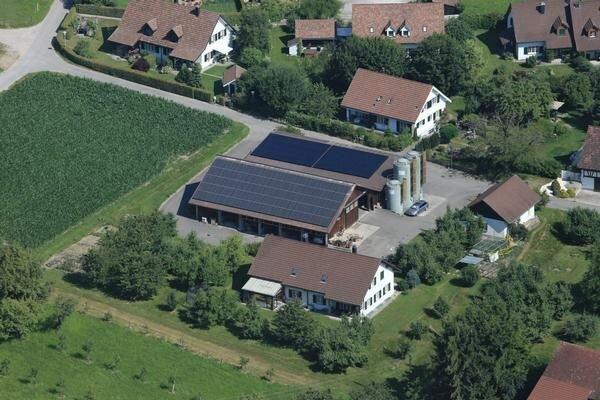 Ferienwohnung Berg am Irchel für 2 - 6 Personen mit 1 Schlafzimmer - Ferienwohnu, holiday rental in Canton of Schaffhausen