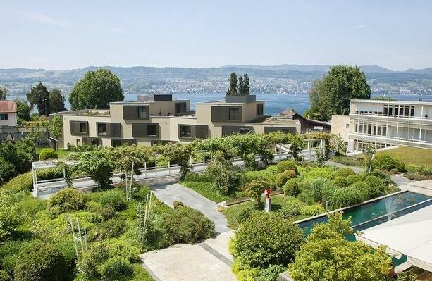 Ferienwohnung Meilen für 2 Personen mit 1 Schlafzimmer - Feriendomizil der Luxus, vacation rental in Canton of Zurich