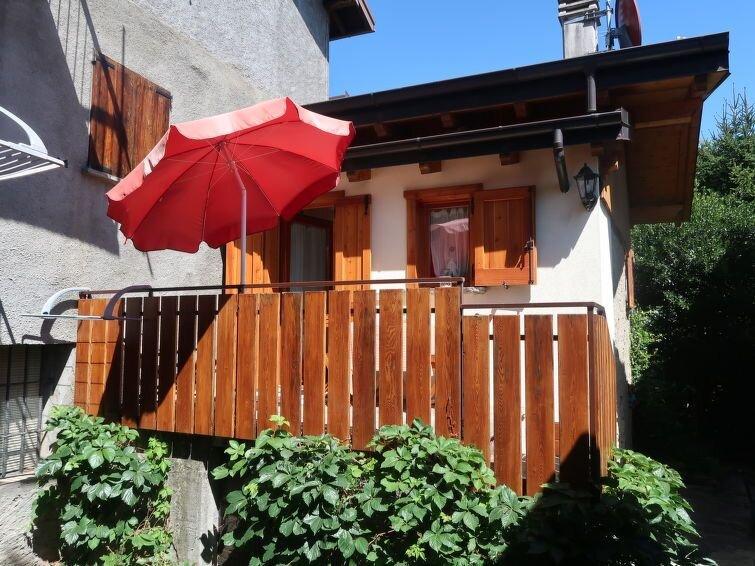 Ferienhaus Bucaneve (GRV402) in Gravedona - 2 Personen, 1 Schlafzimmer, location de vacances à Domaso