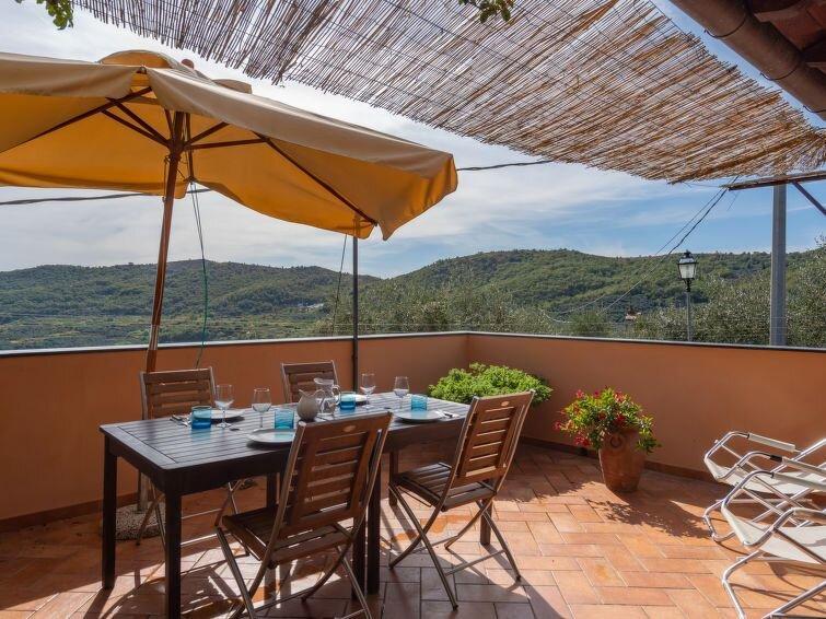 Ferienhaus U Figu du Camin (PTD200) in Pontedassio - 8 Personen, 4 Schlafzimmer, holiday rental in Borgomaro