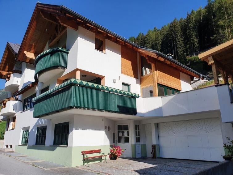 Ferienwohnung Kathrein (ISL505) in Ischgl - 5 Personen, 2 Schlafzimmer, holiday rental in Galtür