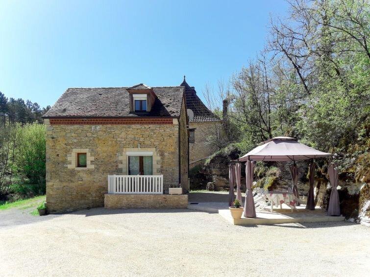 Ferienhaus Saint Avit (DGC400) in Dégagnac - 4 Personen, 2 Schlafzimmer, holiday rental in Florimont-Gaumier