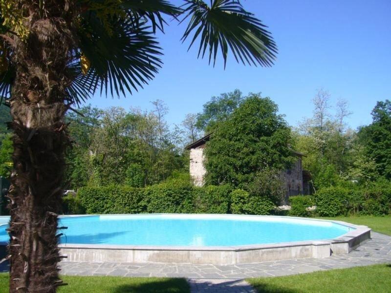 Ferienwohnung Monteggio für 2 - 4 Personen mit 2 Schlafzimmern - Ferienhaus, holiday rental in Molinazzo di Monteggio
