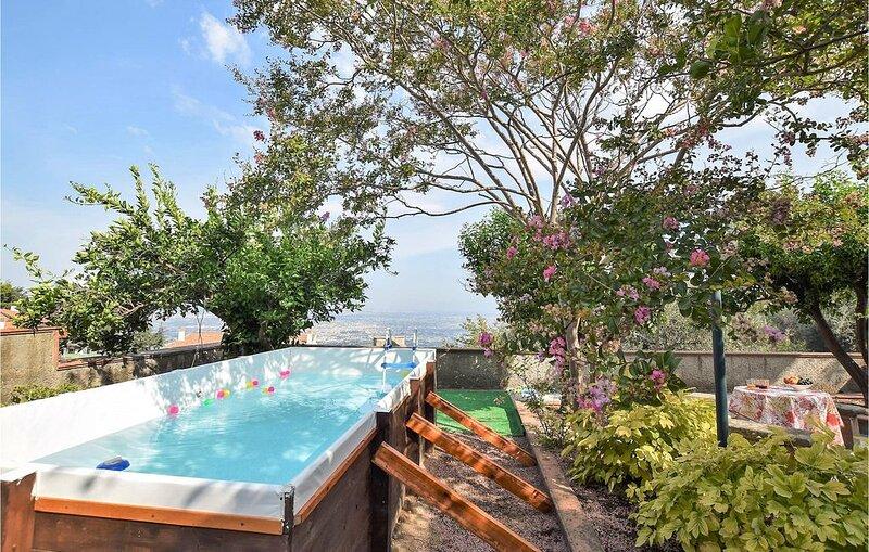 2 Zimmer Unterkunft in Lettere -NA-, holiday rental in Sant'Egidio del Monte Albino