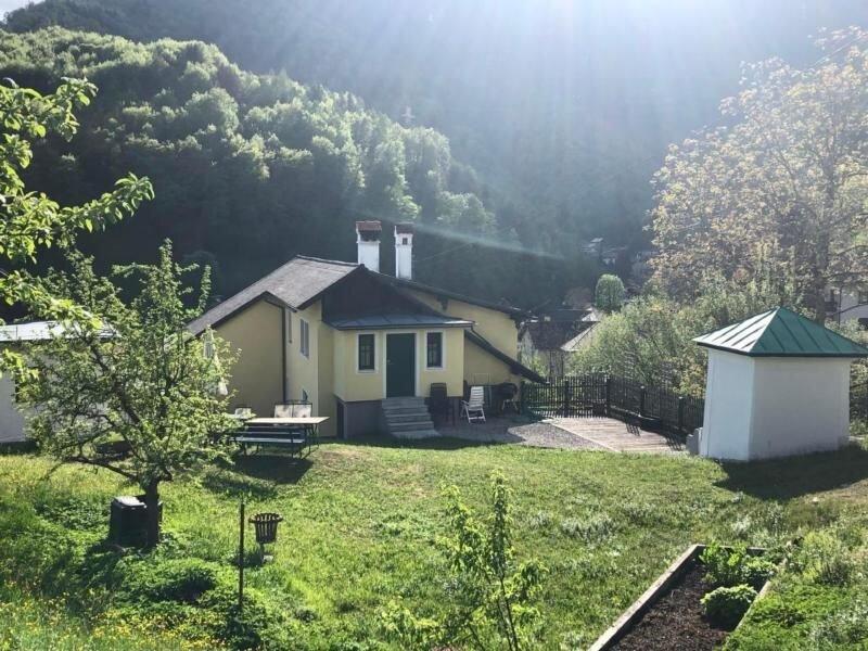 Ferienhaus Ebensee für 8 Personen mit 3 Schlafzimmern - Ferienhaus, vacation rental in Micheldorf