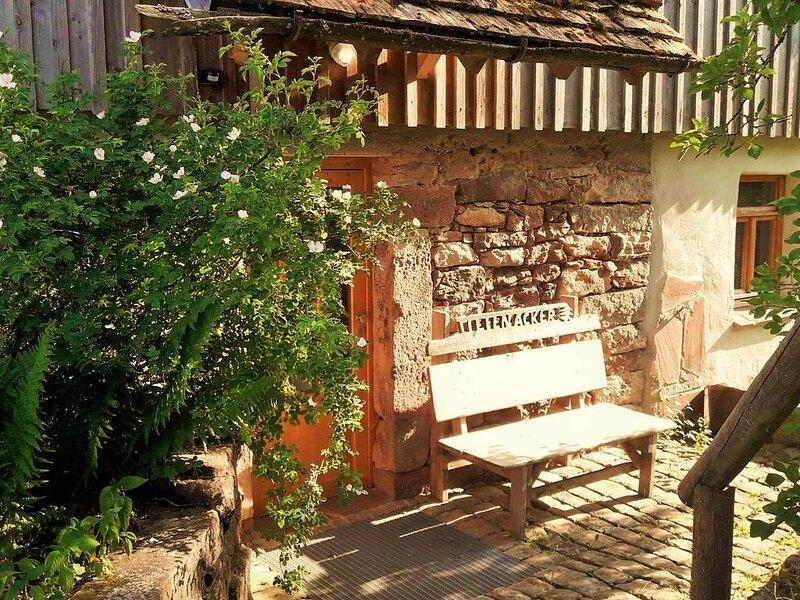 Ferien in Alleinlage im Naturpark Schwarzwald   -   die Seele baumeln lassen, vacation rental in Alpirsbach