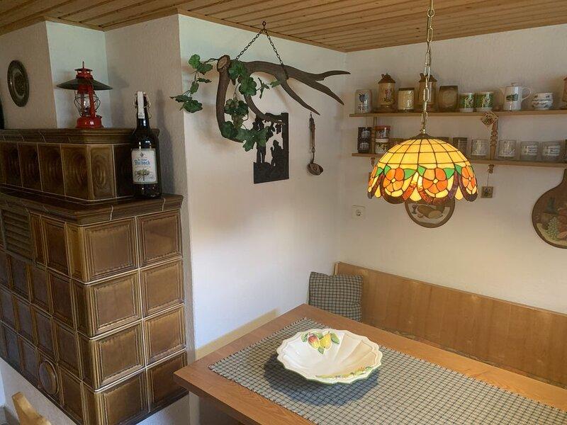 Rustikales Ferienhaus inmitten herrlicher Natur, holiday rental in Beitenbrunn