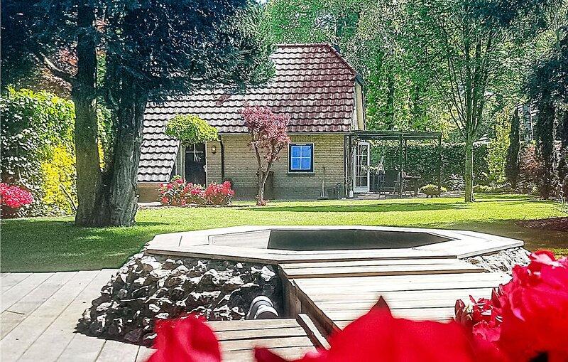 4 Zimmer Unterkunft in Lunteren, casa vacanza a Lunteren