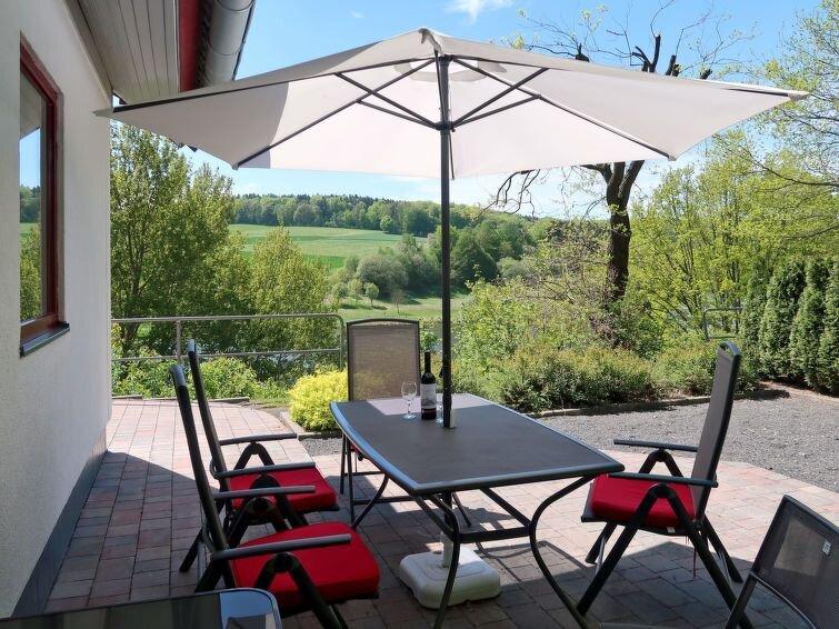 Ferienhaus Seesicht (KIH103) in Kirchheim - 6 Personen, 3 Schlafzimmer, vakantiewoning in Tann