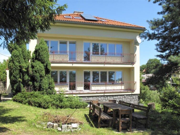Ferienhaus Jitka (MIR100) in Jablonne nad Orlici - 12 Personen, 6 Schlafzimmer, location de vacances à Zamberk
