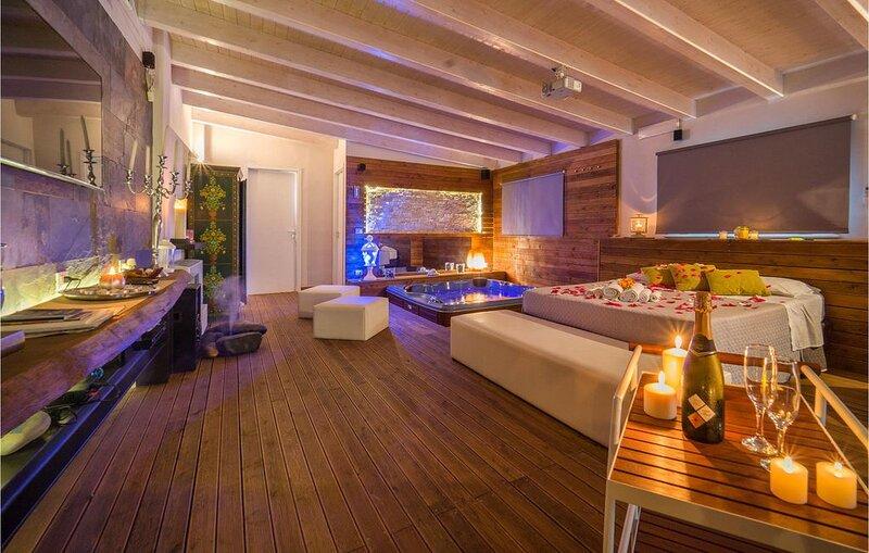 1 Zimmer Unterkunft in Palermo (PA), holiday rental in Prizzi