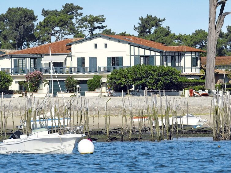 Ferienwohnung Las Delicias (CFE101) in Cap Ferret - 4 Personen, 1 Schlafzimmer, holiday rental in Cap-Ferret