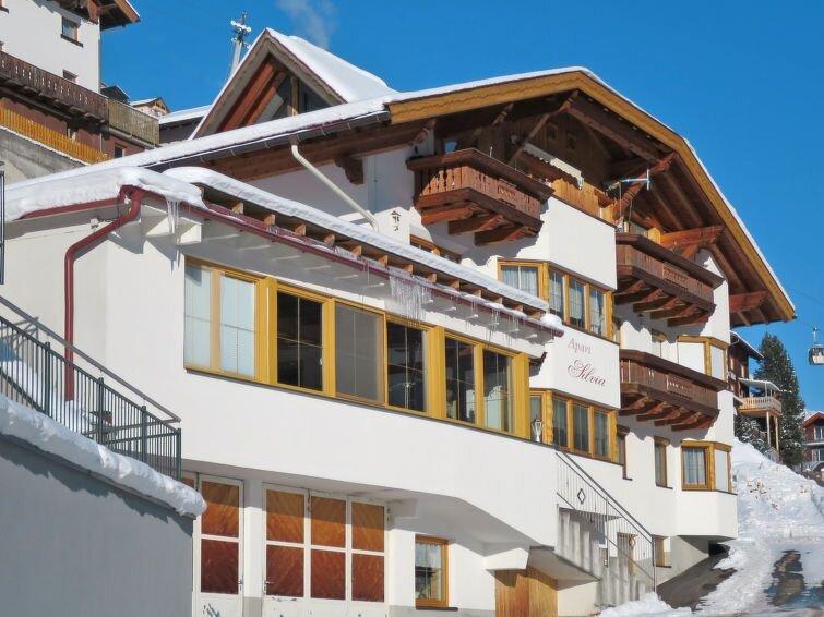 Apartment Apart Silvia  in Kappl, Paznaun Valley - 6 persons, 2 bedrooms, location de vacances à Ulmich
