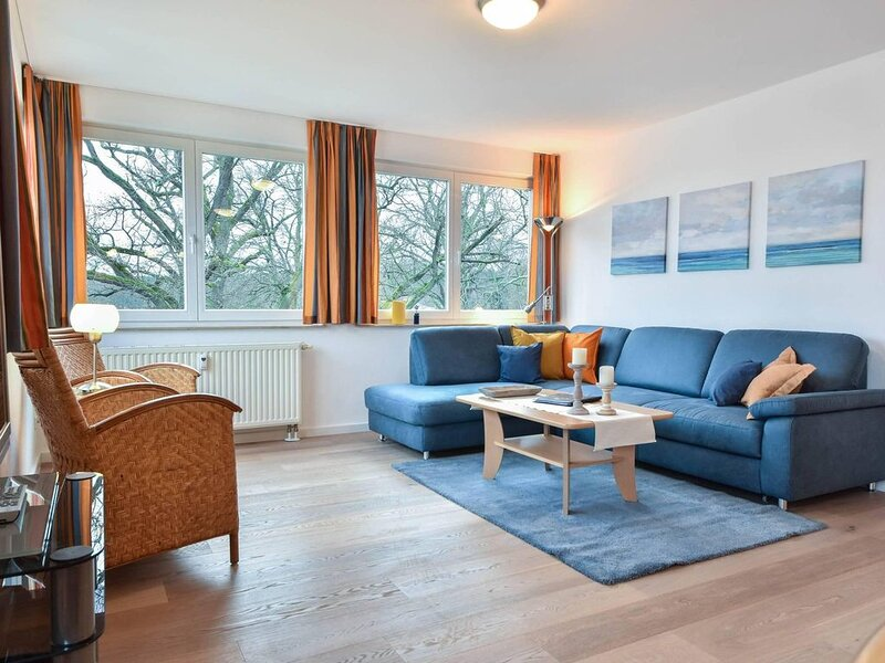 Direkt im Ortszentrum von Heringsdorf gelegen erwartet Sie die hochwertig renovi, Ferienwohnung in Seebad Heringsdorf