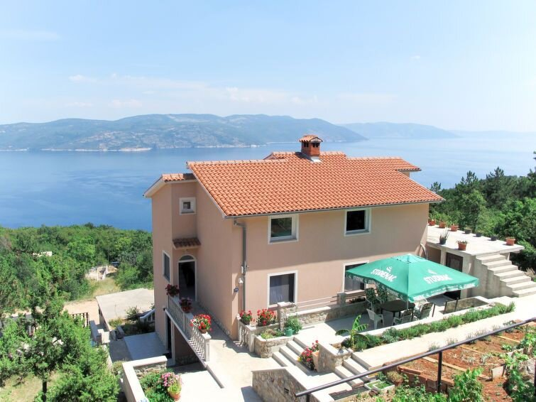 Apartment Haus Magdalena  in Plomin, Istria - 5 persons, 2 bedrooms, holiday rental in Plomin