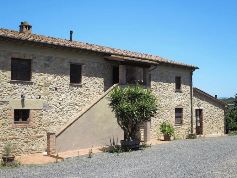 Ferienwohnung Le Colmate (GUA302) in Guardistallo - 6 Personen, 2 Schlafzimmer, location de vacances à Querceto