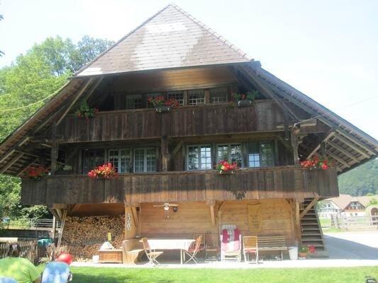 Ferienwohnung Rohrbach für 2 - 5 Personen mit 1 Schlafzimmer - Ferienwohnung in, vacation rental in Wangenried