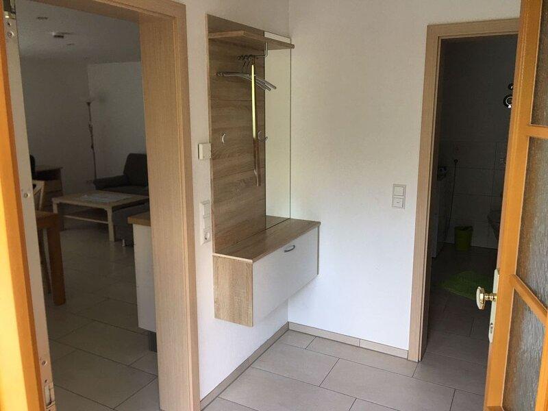 Ferienwohnung, 50qm, 1 Schlafzimmer, max. 4 Personen, alquiler vacacional en Hohenstadt