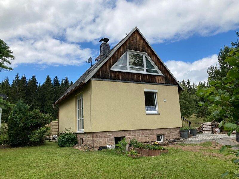 Haus an der Liesel Wiese, casa vacanza a Kraslice