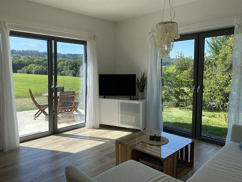 Helle Wohnung in Bielefeld - Kirchdornberg, 2,5 Zimmer, location de vacances à Bad Rothenfelde