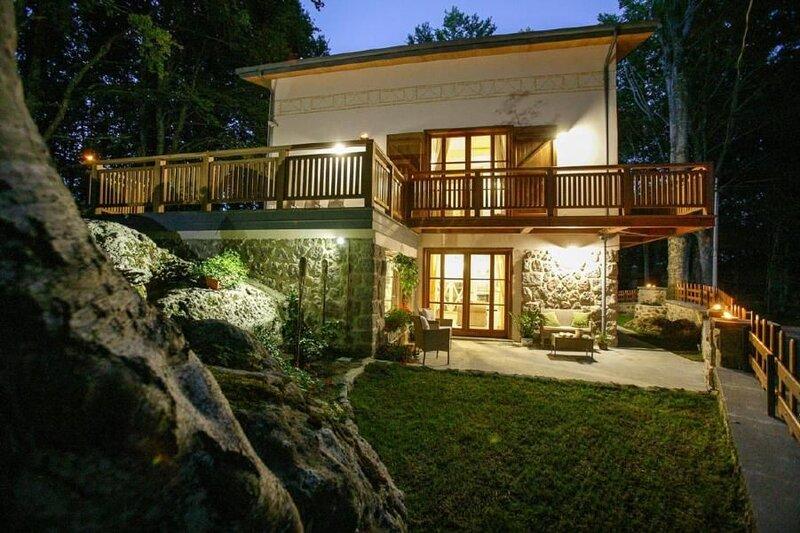 Ferienhaus Abbadia San Salvatore für 10 Personen mit 5 Schlafzimmern - Ferienhau, alquiler de vacaciones en Abbadia San Salvatore