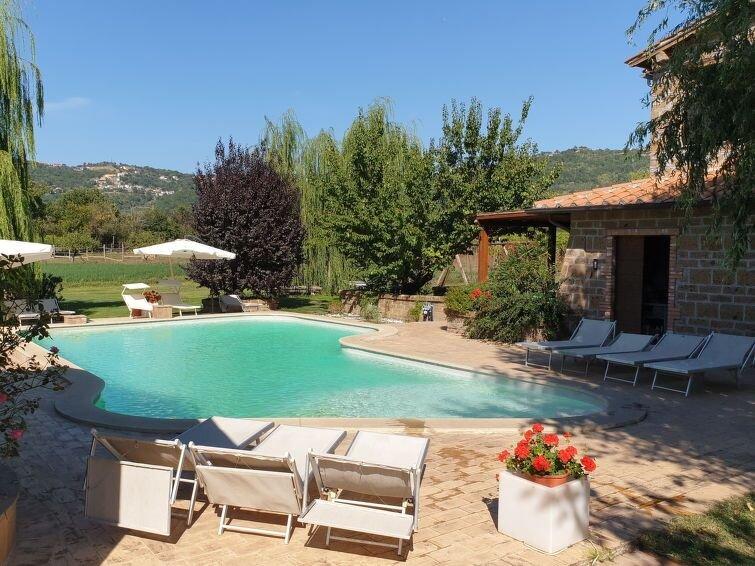 Ferienhaus Casa Alessandro (BOL564) in Lago di Bolsena - 4 Personen, 1 Schlafzim, vacation rental in Capodimonte