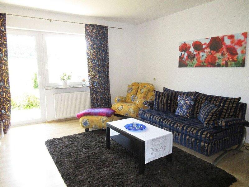 Ferienwohnung, 80qm, 1 Schlafzimmer, max. 3 Personen, aluguéis de temporada em Kniebis