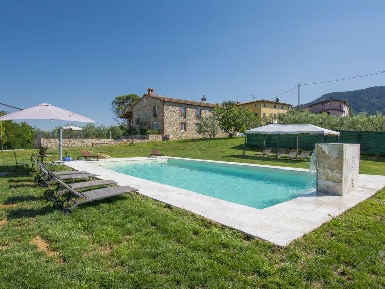 Ferienhaus Celeste (LUU405) in Lucca - 14 Personen, 7 Schlafzimmer, vacation rental in Castelvecchio