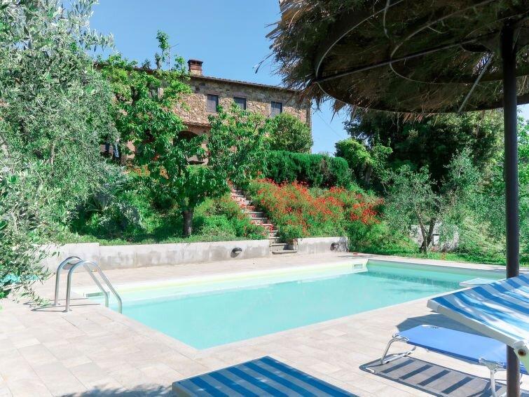 Ferienhaus Agrumi (MTM190) in Montecatini Terme - 8 Personen, 4 Schlafzimmer, aluguéis de temporada em Monsummano Terme
