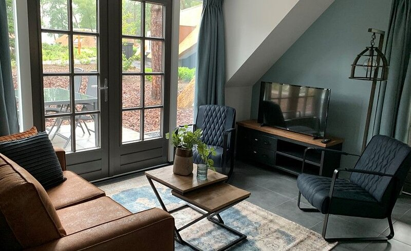 Sprielderbosch 9 Luxushaus in waldreicher und ruhiger Umgebung, vacation rental in Kootwijk