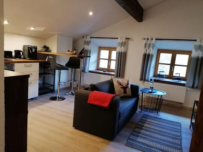 Ferienwohnung in Herzen der Lechtaler Alpen, vacation rental in Elbigenalp