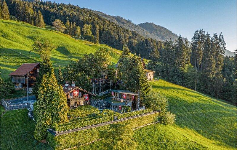 5 Zimmer Unterkunft in Sarnen bei Luzern, alquiler de vacaciones en Wilen