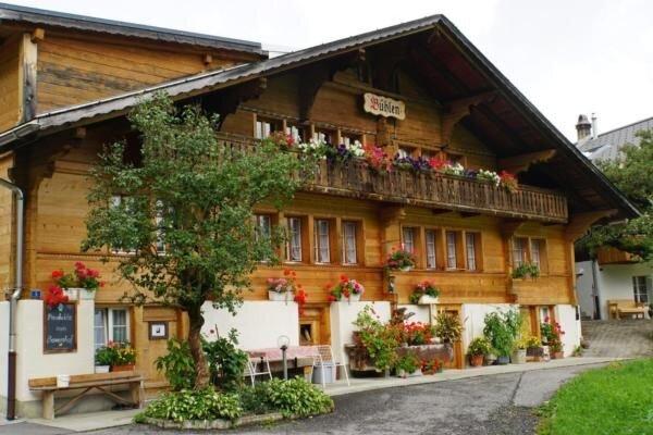 Ferienhaus Grindelwald für 2 - 5 Personen mit 3 Schlafzimmern - Bauernhaus, location de vacances à Grindelwald