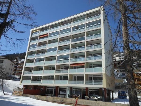 Ferienwohnung Davos Dorf für 4 Personen mit 1 Schlafzimmer - Ferienwohnung, vacation rental in Davos Platz