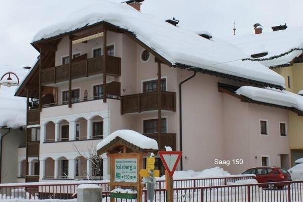 Ferienwohnung Rußbachsaag für 1 - 4 Personen - Ferienwohnung, aluguéis de temporada em Strobl
