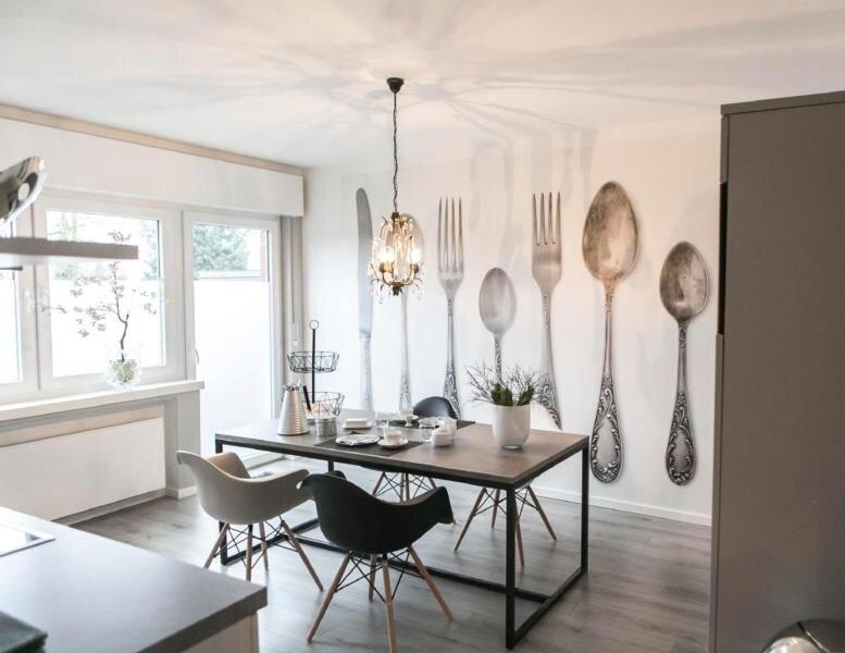 Ferienwohnung Nordhorn für 3 - 4 Personen mit 2 Schlafzimmern - Ferienwohnung, holiday rental in Uelsen