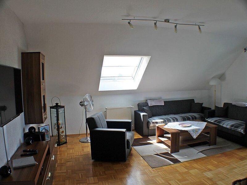 Ferienwohnung, 80qm, 2 Schlafzimmer, max. 4 Personen, location de vacances à Bad Saulgau