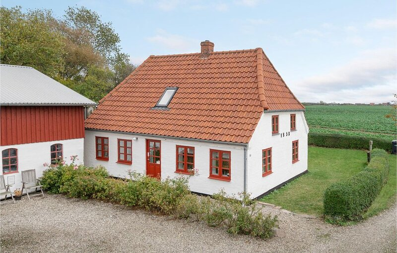 2 Zimmer Unterkunft in Sydals, aluguéis de temporada em South Jutland