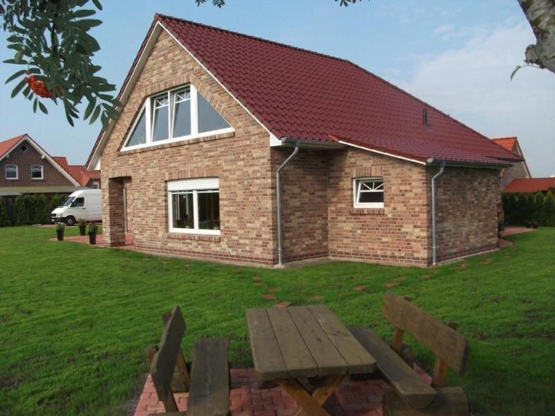Ferienhaus Nenndorf für 8 - 18 Personen mit 6 Schlafzimmern - Ferienhaus, location de vacances à Grossheide