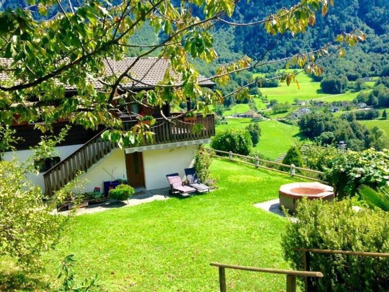 Ferienwohnung Ponto Valentino für 2 - 3 Personen mit 1 Schlafzimmer - Ferienwohn, holiday rental in Acquarossa