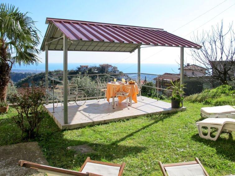 Ferienwohnung Del Freo (CTO112) in Montignoso - 6 Personen, 3 Schlafzimmer, aluguéis de temporada em Montignoso