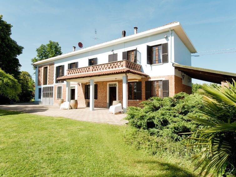 Ferienhaus San Giacomo (SDI300) in San Damiano d'Asti - 7 Personen, 3 Schlafzimm, vacation rental in Cantarana