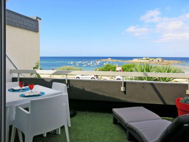 Apartment in Ploemeur, Morbihan - 4 persons, 1 bedroom, location de vacances à Guidel-Plage