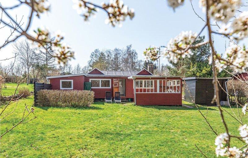 2 Zimmer Unterkunft in Holbæk, location de vacances à Skjoldenaesholm