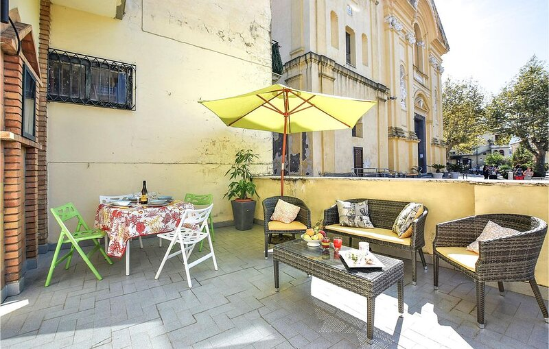 1 Zimmer Unterkunft in Lettere -NA-, holiday rental in Sant'Egidio del Monte Albino