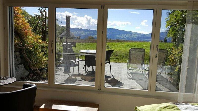 Ferienwohnung Feldbach für 2 Personen - Ferienwohnung, alquiler vacacional en Reichenburg