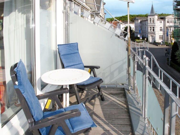 Apartment Haus Luise von Preussen  in Zinnowitz, Usedom - 2 persons, casa vacanza a Zinnowitz