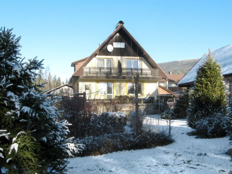 Ferienwohnung Novy Svet (HRA150) in Harrachov - 8 Personen, 3 Schlafzimmer, vacation rental in Przecznica